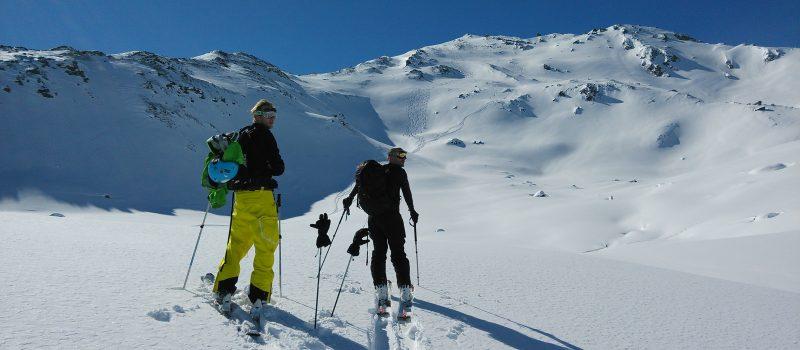 Freeriding Tirol tijdens PA16