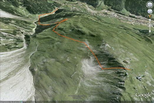 Schöngraben @ St Anton am Arlberg